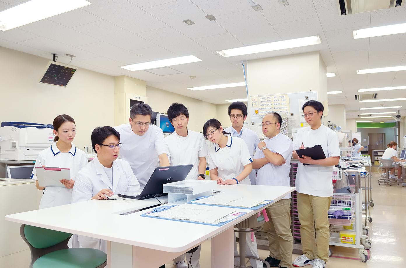 Thoracic Surgery - Departments | Nagoya University Hospital