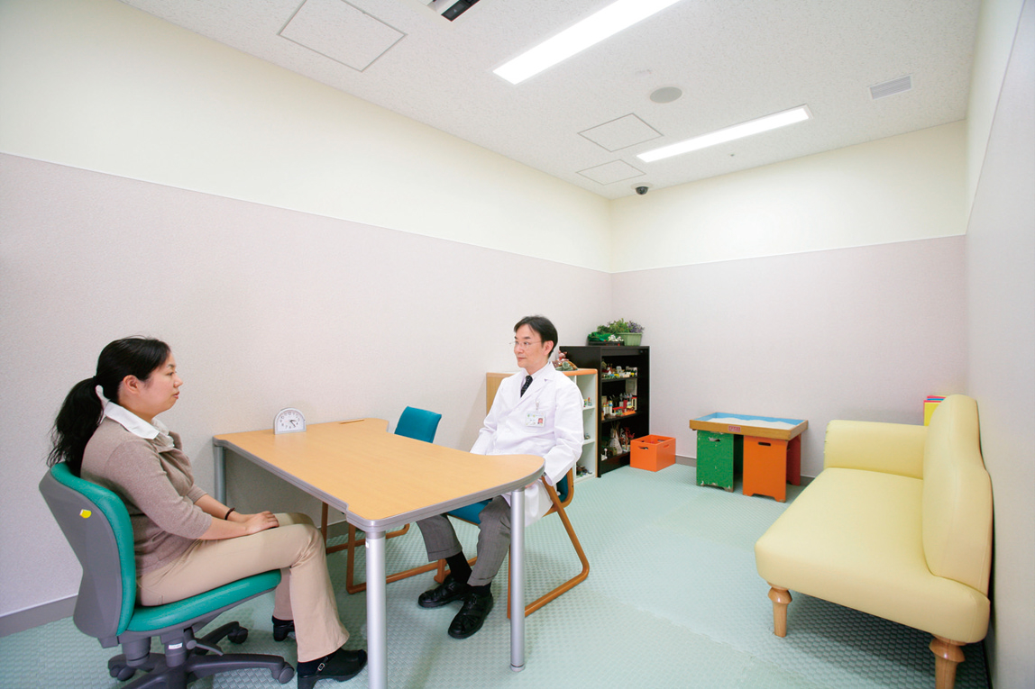 Child and Adolescent Psychiatry - Departments   Nagoya