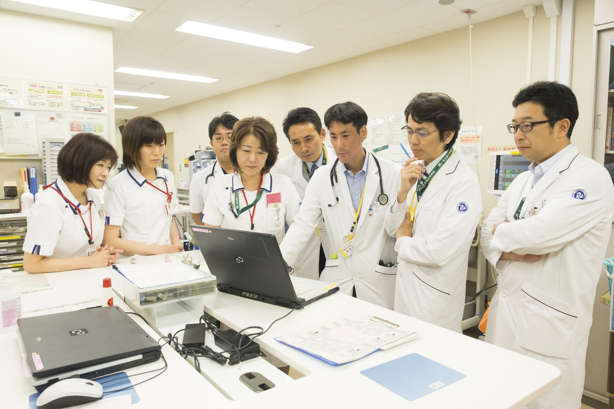 Nephrology - Departments | Nagoya University Hospital