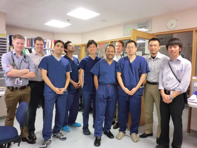 Office of International Affairs / School of Medicine Nagoya